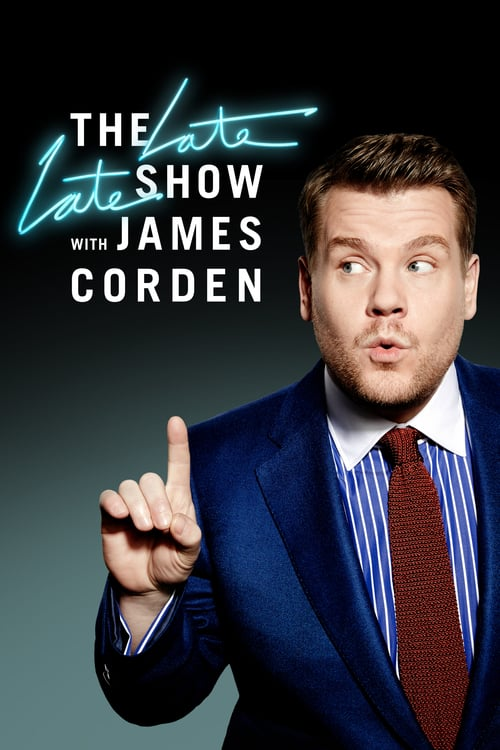 Póster The Late Late Show with James Corden