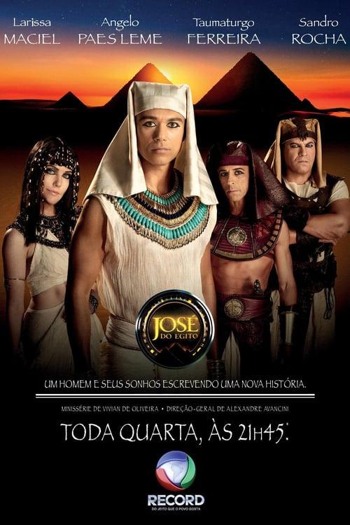 José de Egipto poster