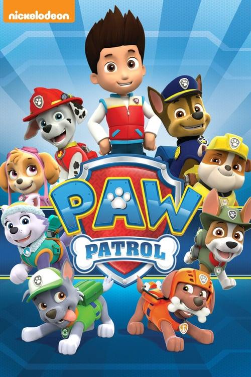 Póster película La patrulla canina