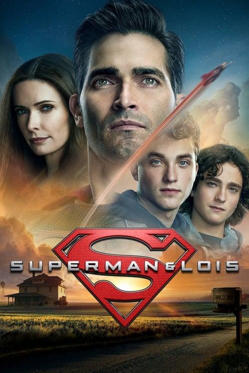 Superman y Lois poster