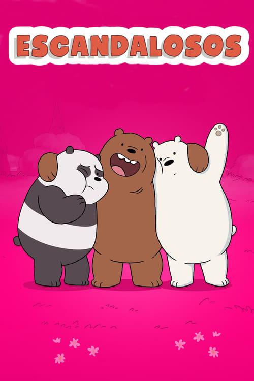 Póster película Somos osos