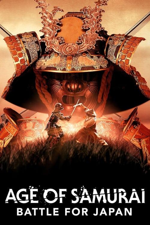La Edad de Oro de los samuráis poster