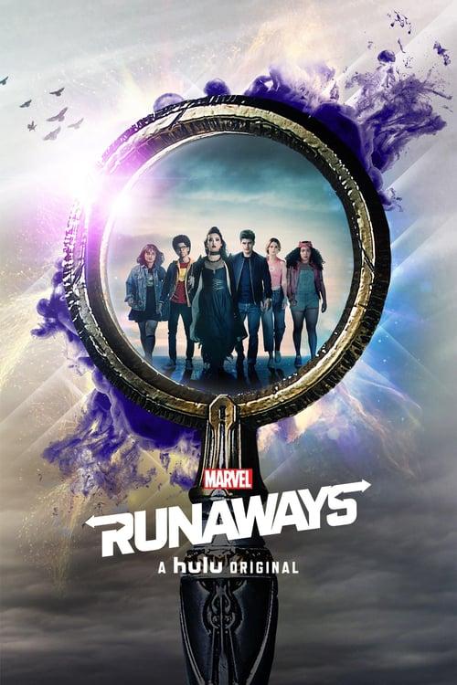 Póster Runaways