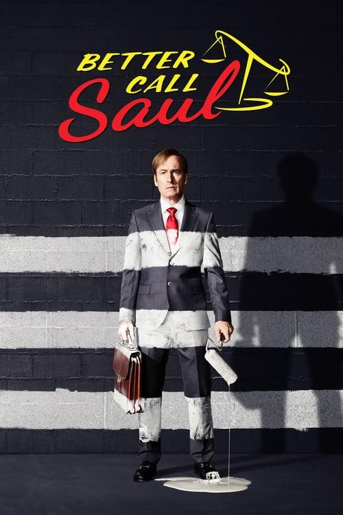 Póster serie Better Call Saul