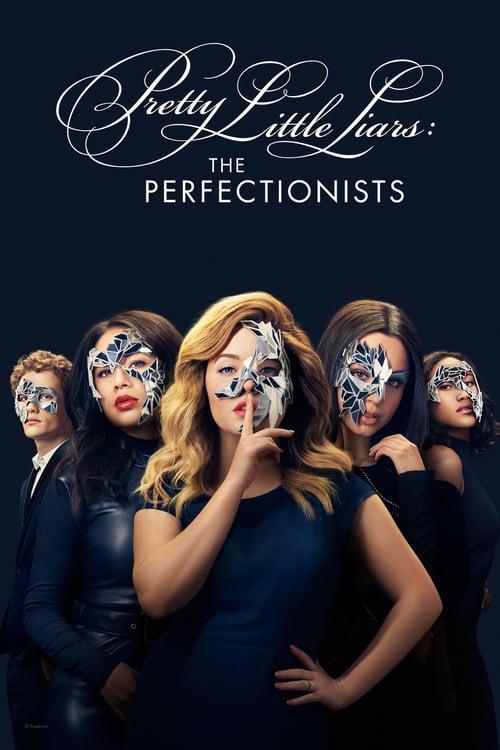 Pequeñas mentirosas: Perfeccionistas poster