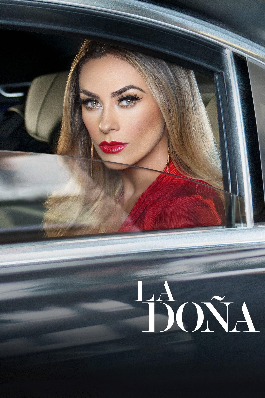 Póster La Doña