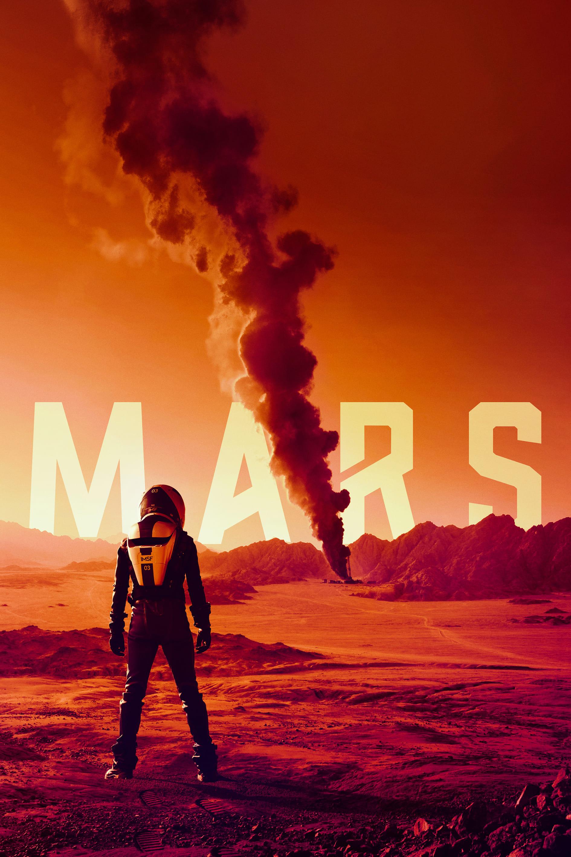 Marte poster