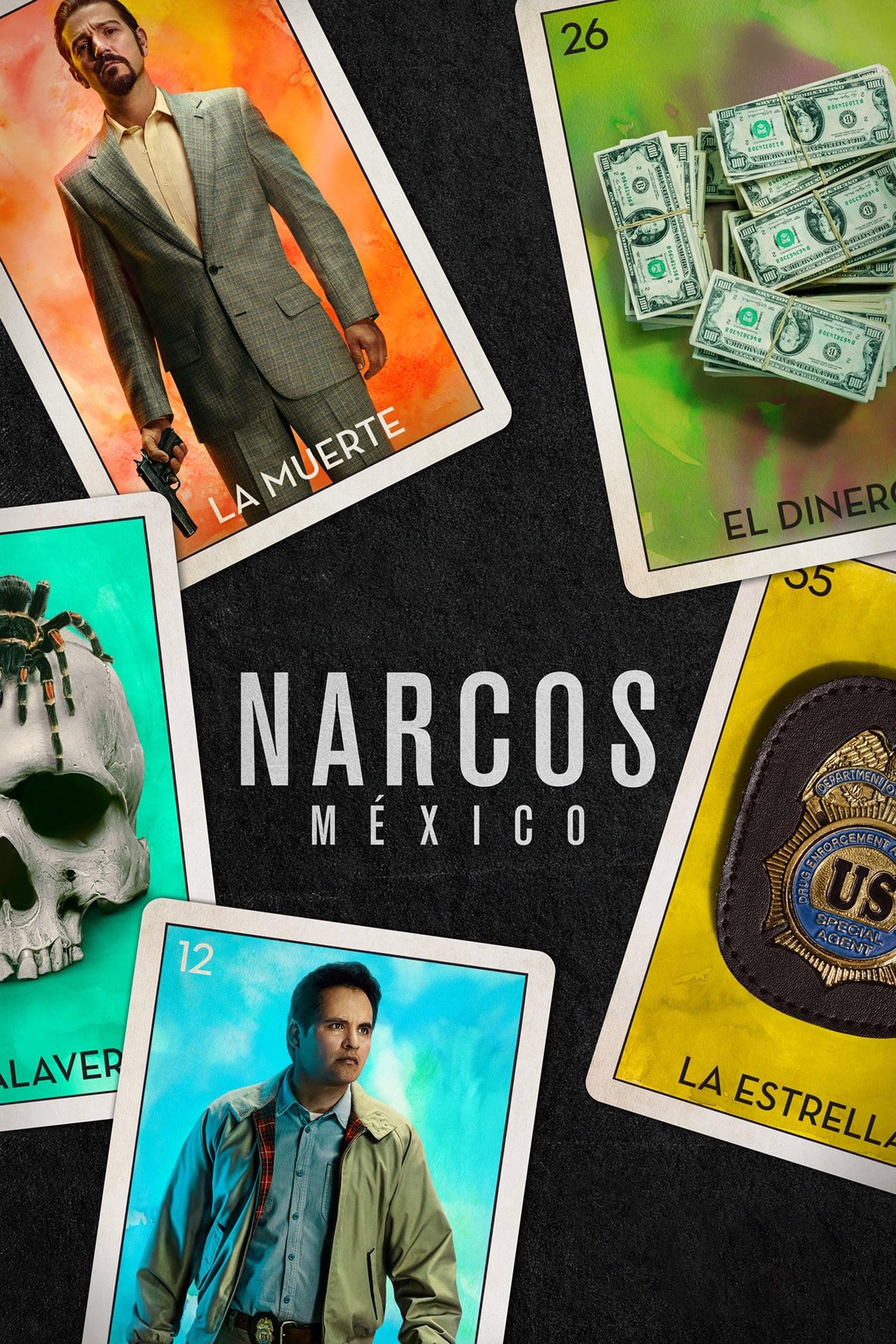 Narcos: México poster