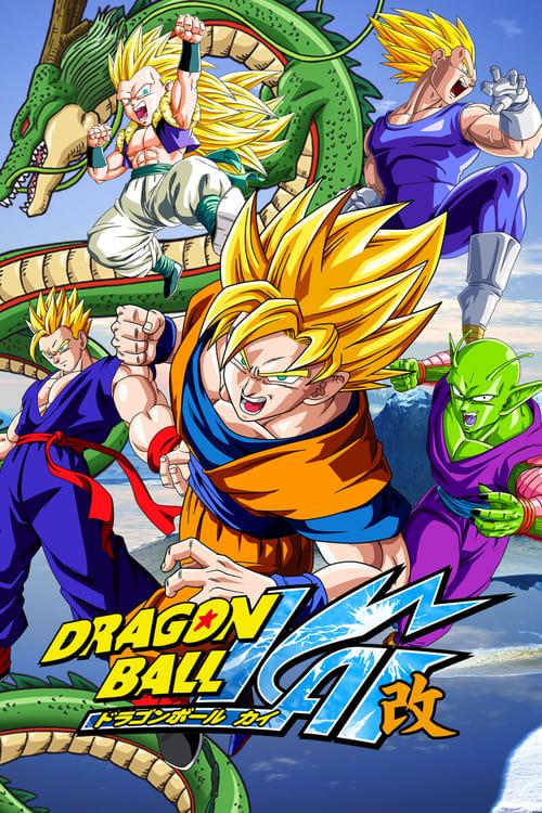 Dragon Ball Kai poster