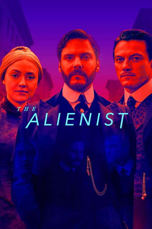 El Alienista poster