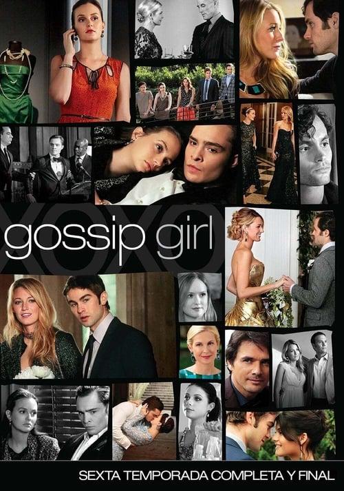 Póster Gossip Girl