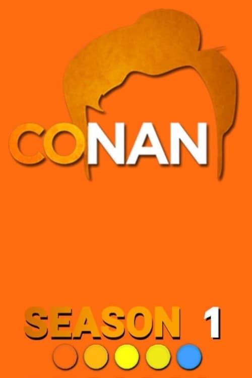 Temporada 1 : Conan