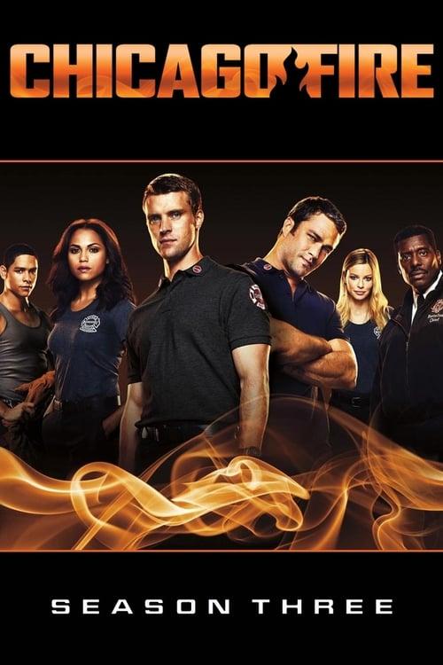 Temporada 3 : Chicago Fire