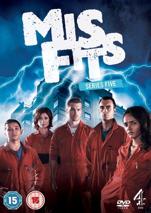 Temporada 5 : Misfits