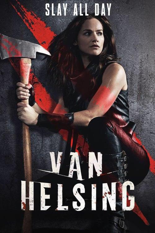 Temporada 2 : Van Helsing