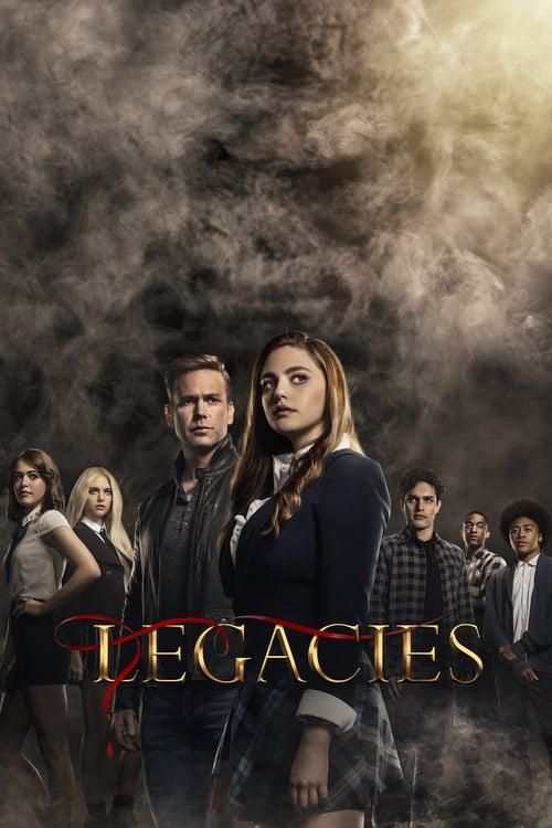 Temporada 2 : Legacies