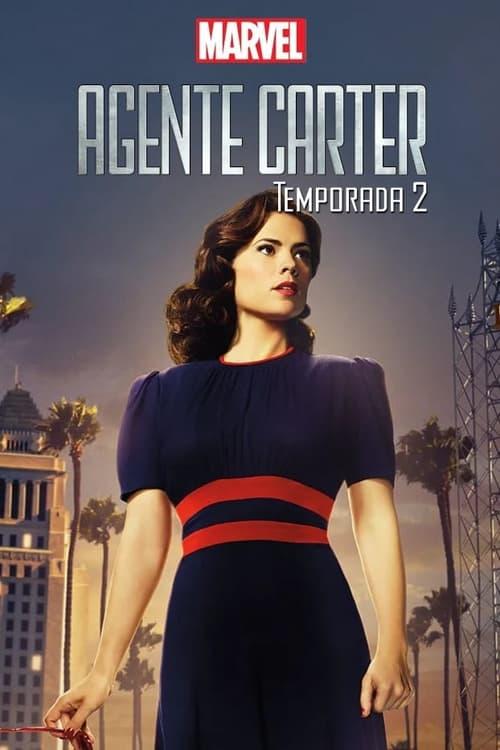 Temporada 2 : Agente Carter
