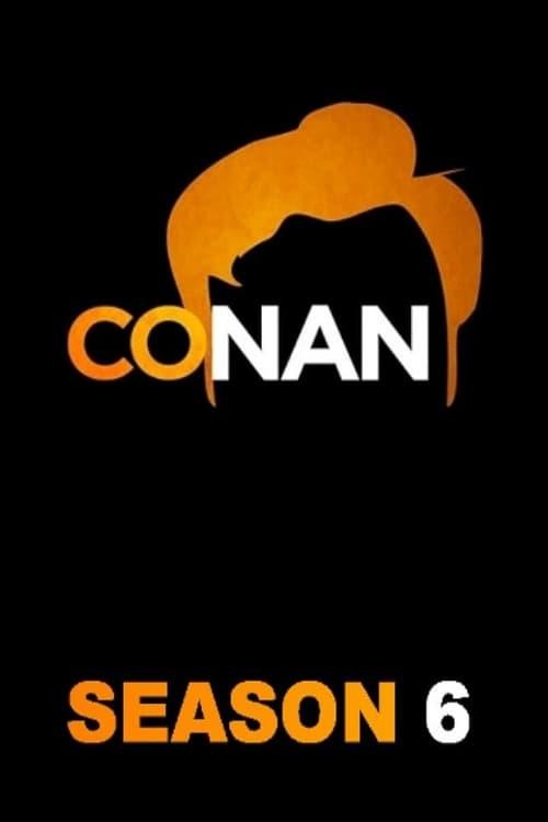 Temporada 6 : Conan