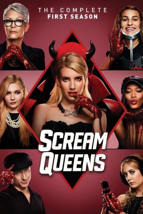 Temporada 1 : Scream Queens