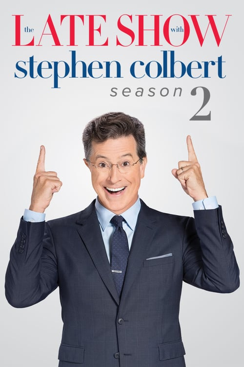 Temporada 2 : The Late Show with Stephen Colbert