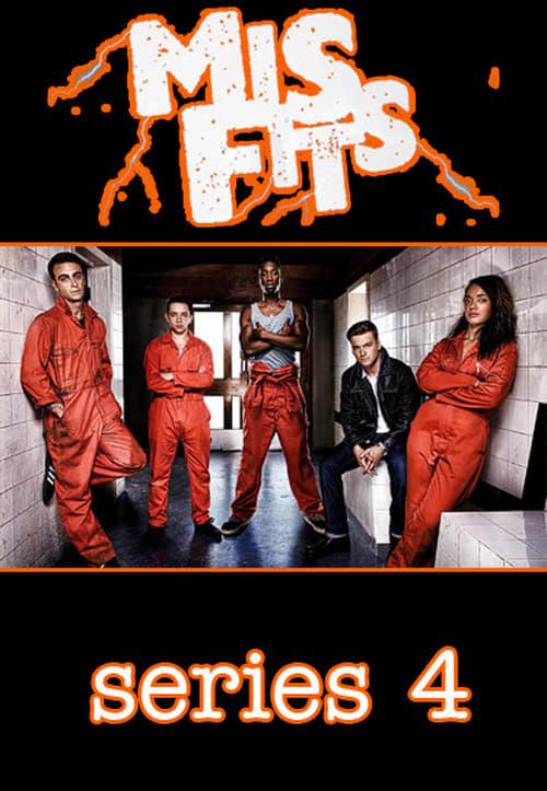 Temporada 4 : Misfits