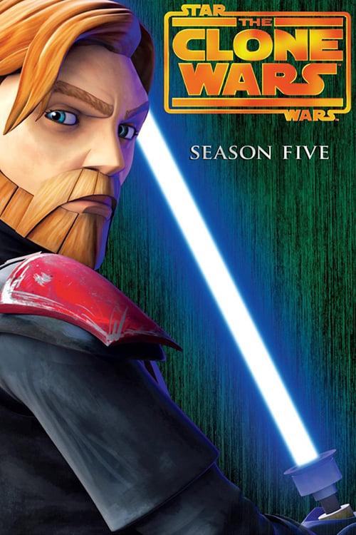 Temporada 5: Armada de venganza : Star Wars: The Clone Wars