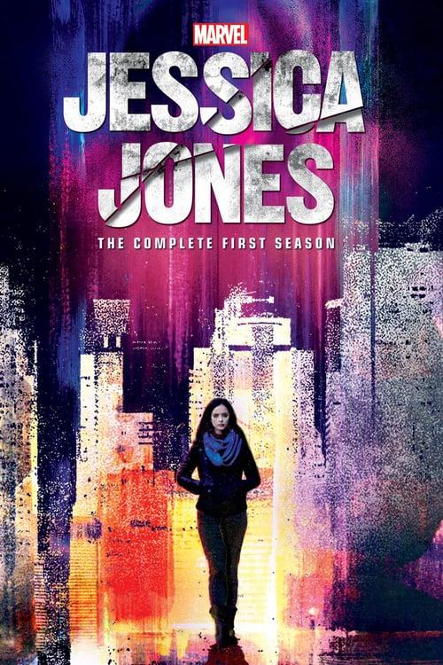 Temporada 1 : Jessica Jones