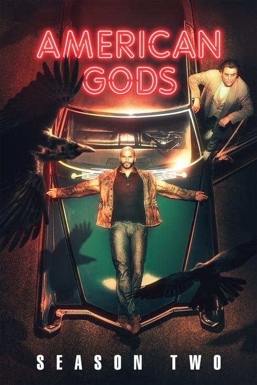 Temporada 2 : American Gods