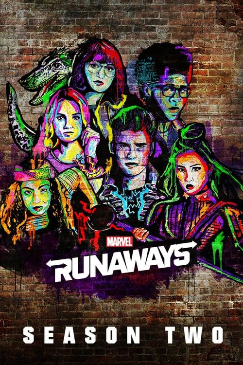 Temporada 2 : Runaways