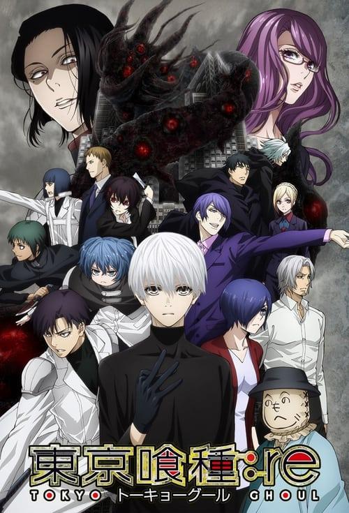 Temporada 4 - Re parte 2 : Tokyo Ghoul
