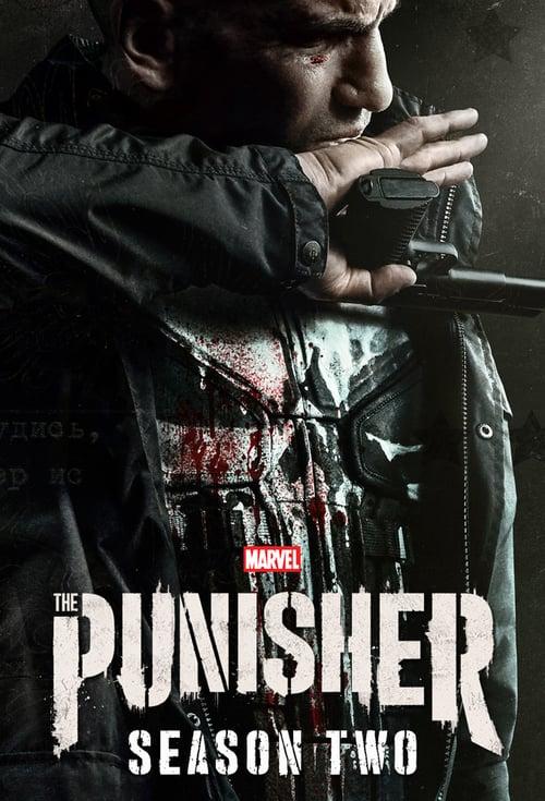 Temporada 2 : Marvel - The Punisher