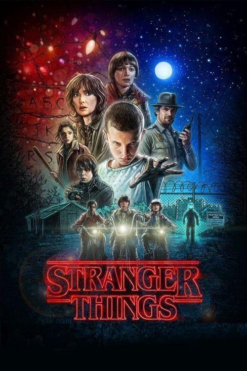 Temporada 1 : Stranger Things