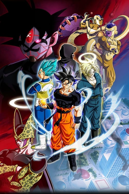 Temporada 4 : Dragon Ball Heroes