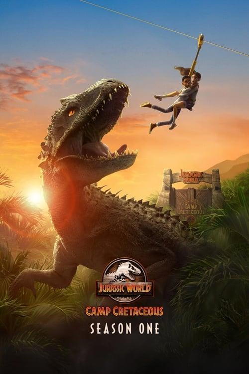 Temporada 1 : Jurassic World: campamento Cretácico