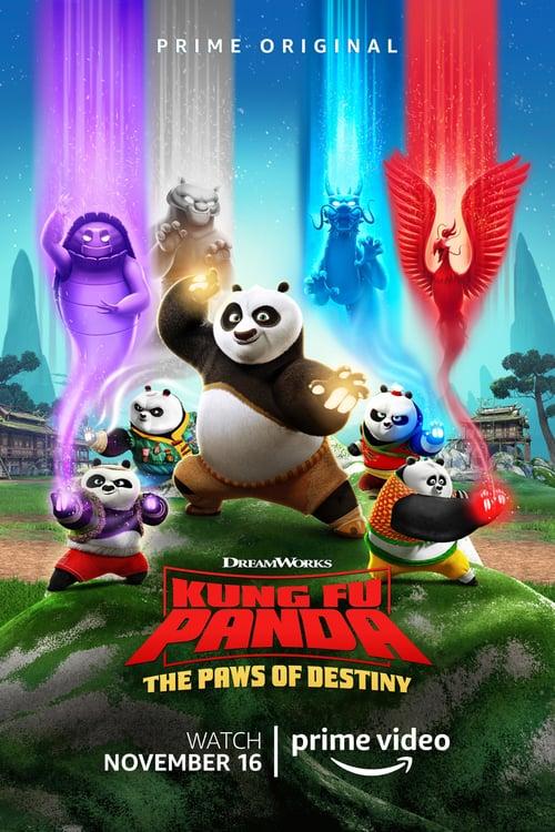 Temporada 1 : Kung Fu Panda: The Paws of Destiny