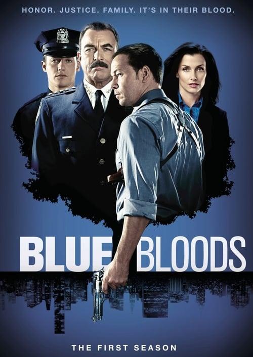 Temporada 1 : Blue Bloods (Familia de policías)