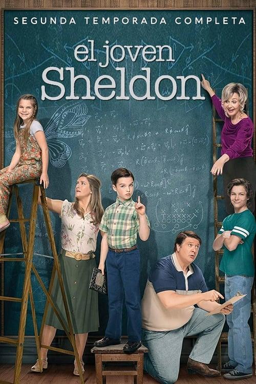 Temporada 2 : El joven Sheldon