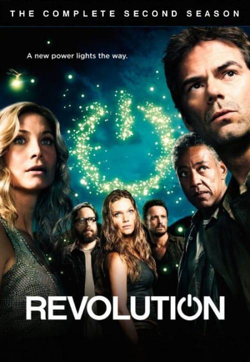 Temporada 2 : Revolution