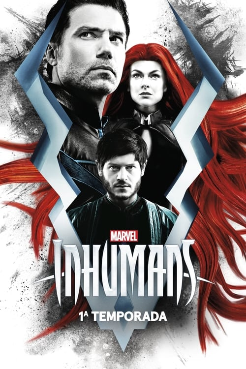 Temporada 1 : Inhumans