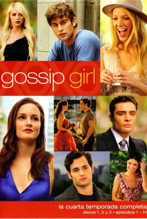 Temporada 4 : Gossip Girl