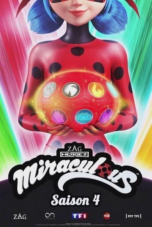 Temporada 4 : Miraculous: Las aventuras de Ladybug