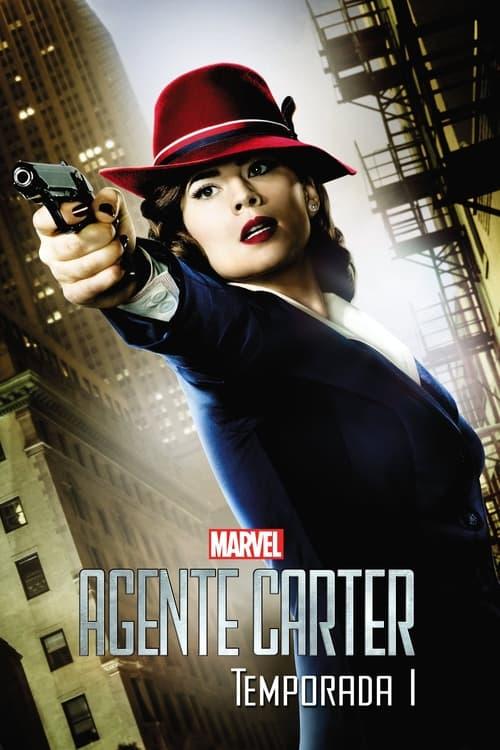 Temporada 1 : Agente Carter