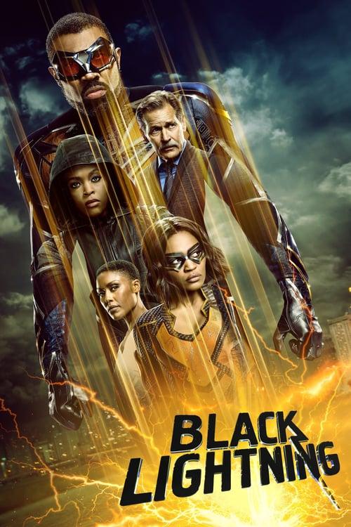 Temporada 3 : Black Lightning