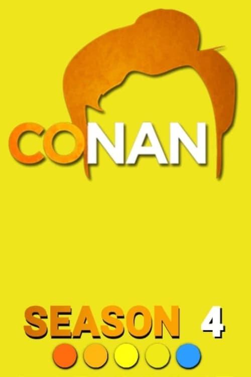 Temporada 4 : Conan
