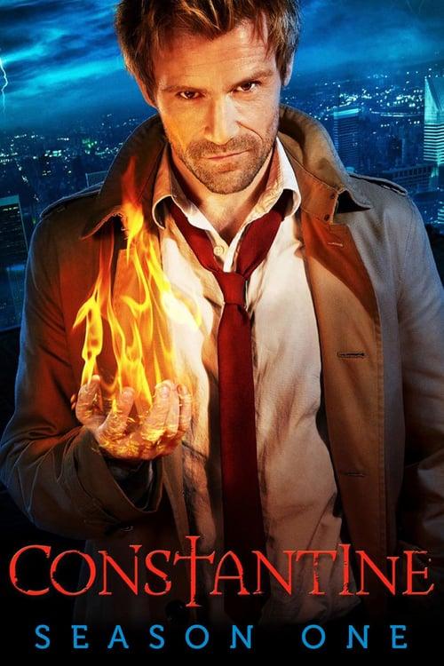 Temporada 1 : Constantine