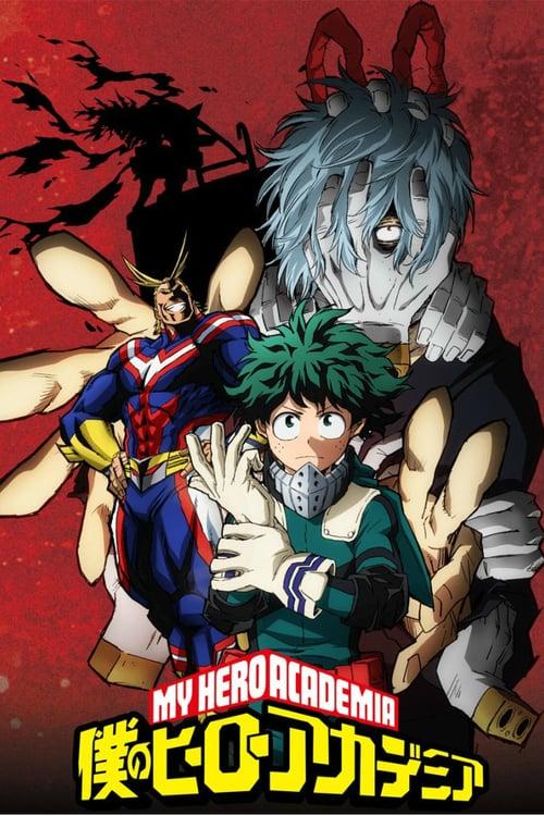 Temporada 2 : Boku No Hero