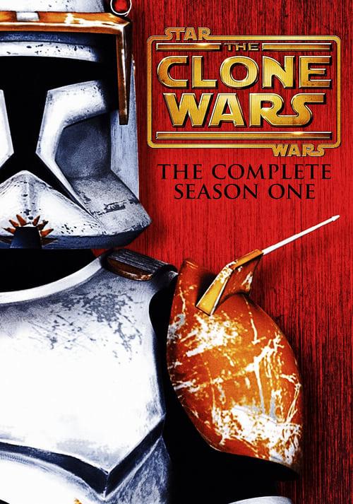 Temporada 1: Una galaxia dividida : Star Wars: The Clone Wars