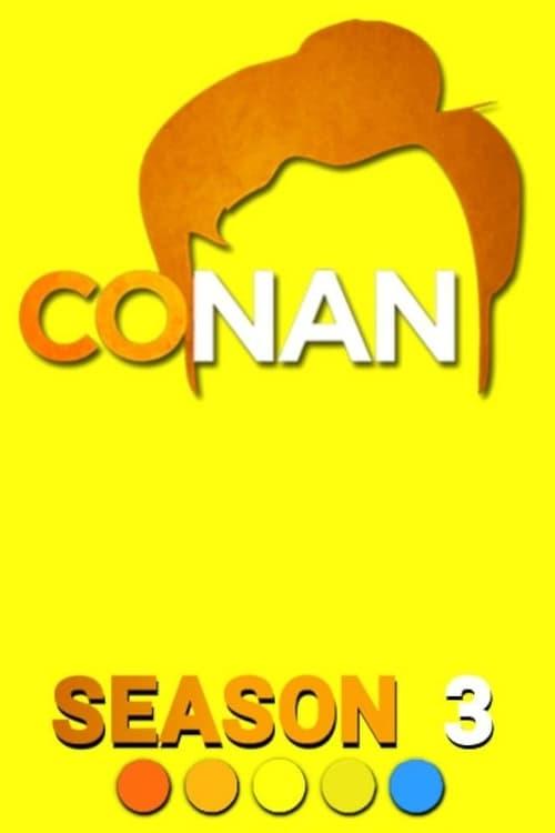 Temporada 3 : Conan