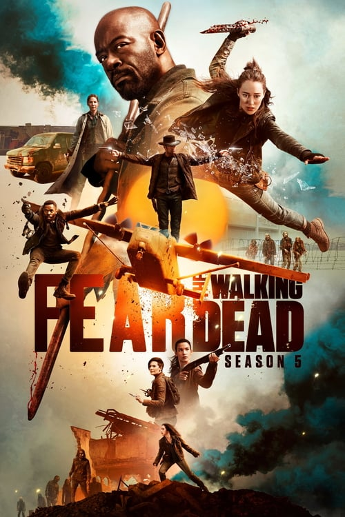 Temporada 5 : Fear the Walking Dead