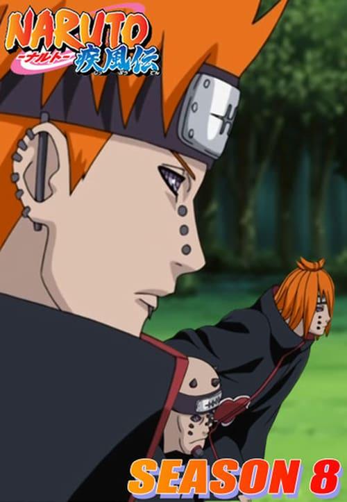 La invasión de Pain : Naruto Shippuden